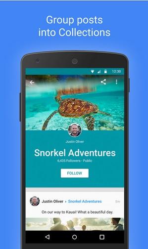Скачать Google+ на Андроид