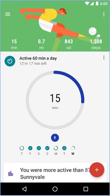 Скачать Гугл Фит на Андроид