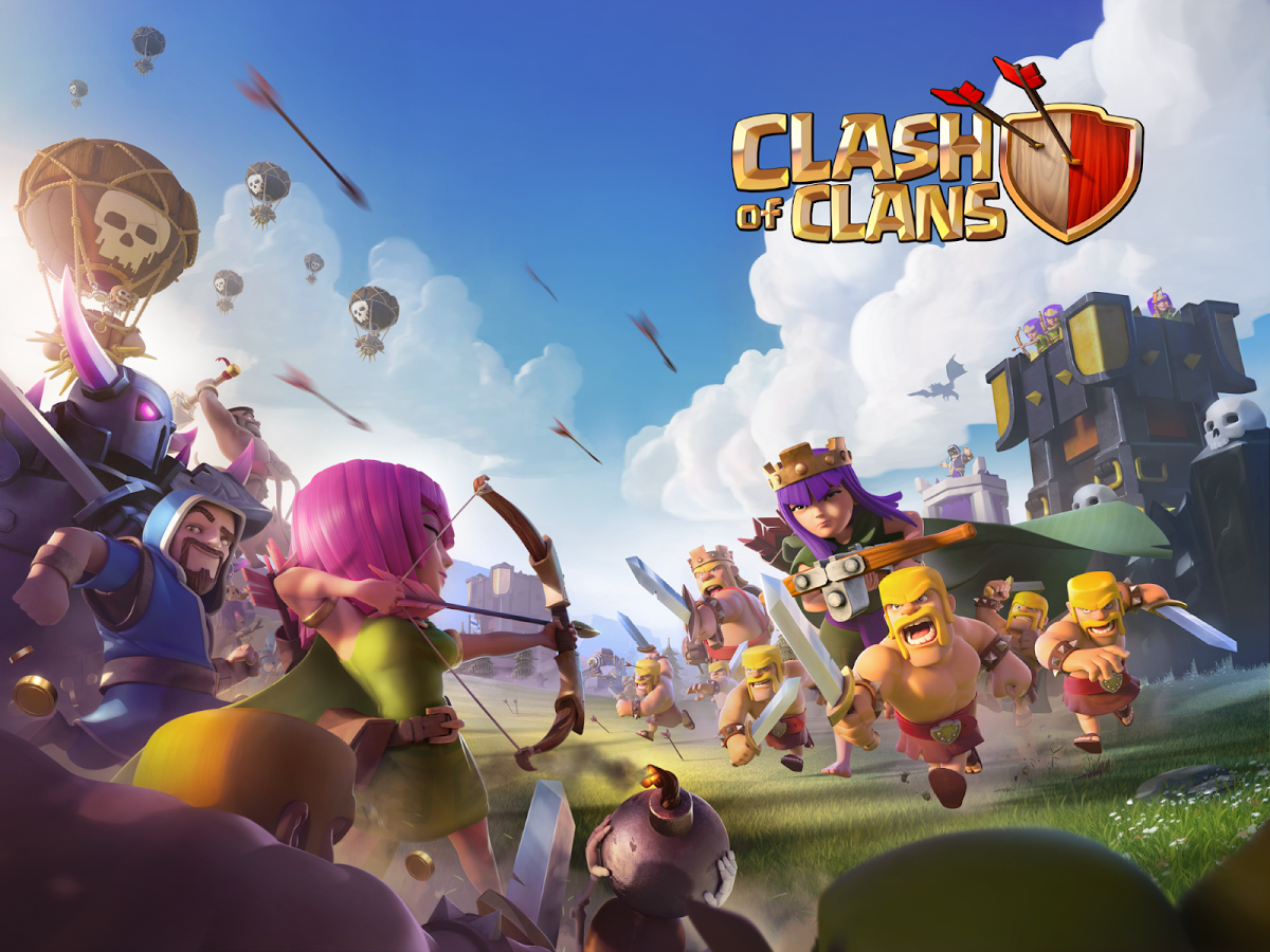 Скачать Clash of Clans на Андроид