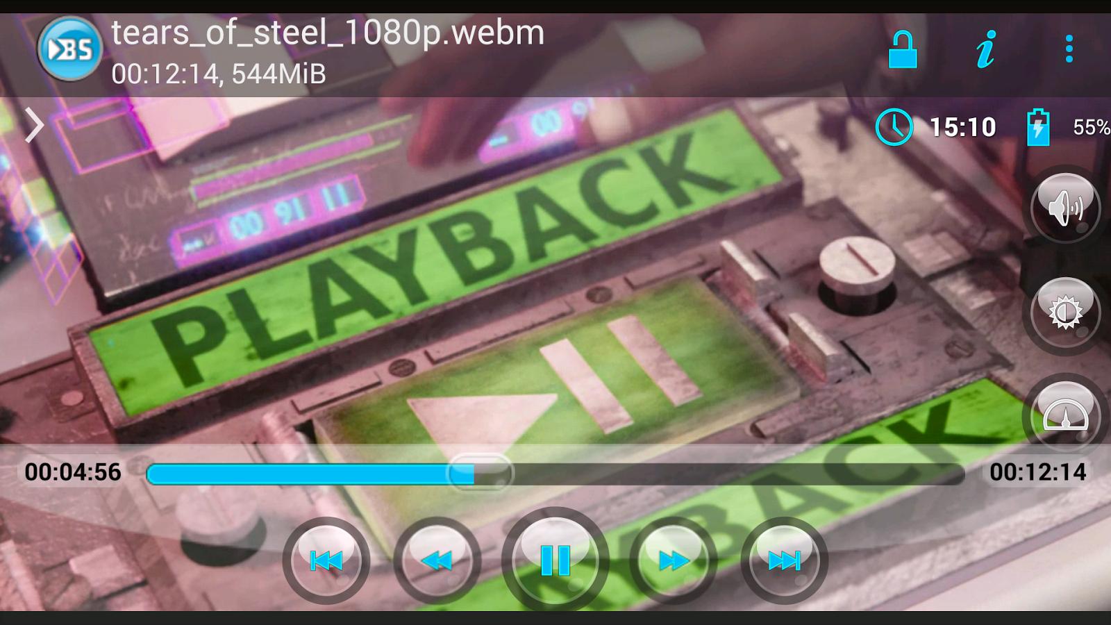 Скачать BSPlayer для Андроид бесплатно