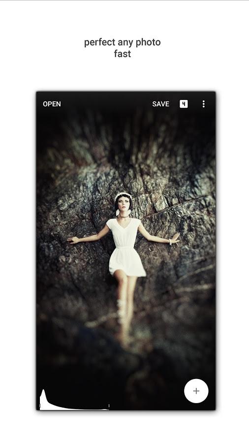 Скачать Snapseed на Андроид