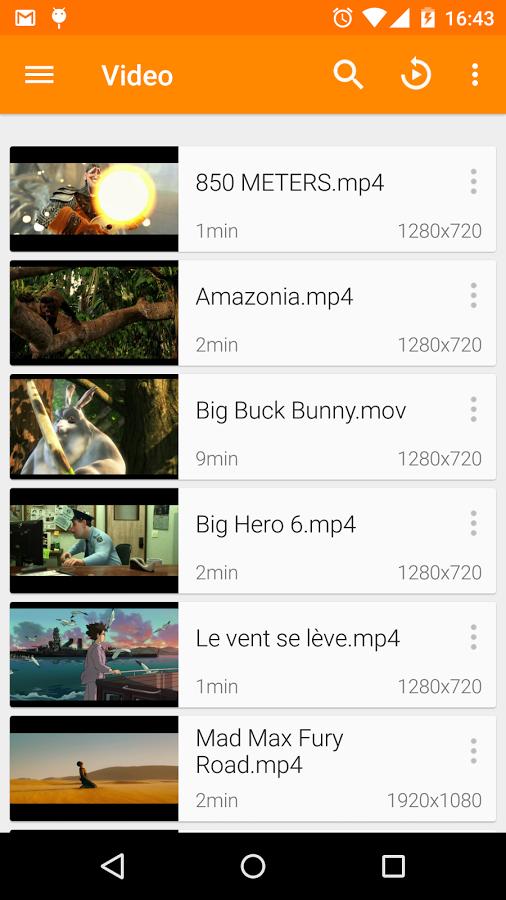 Скачать VLC для Андроид