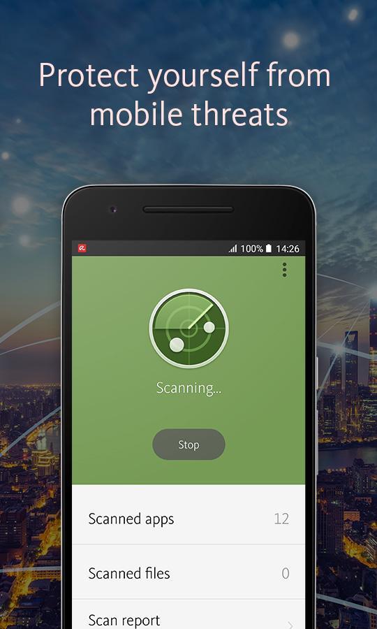 Avira Antivirus Security для Android