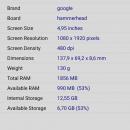 Приложение CPU-Z