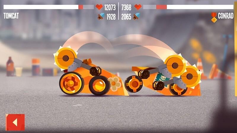 Скачать CATS: Crash Arena Turbo Stars для Android