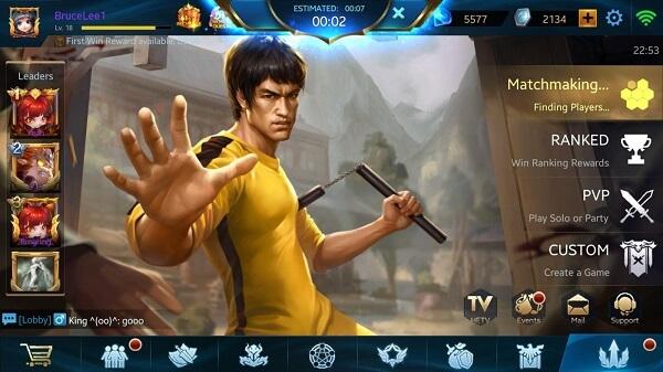 Скачать Heroes Evolved на Андроид русскую последнюю версию