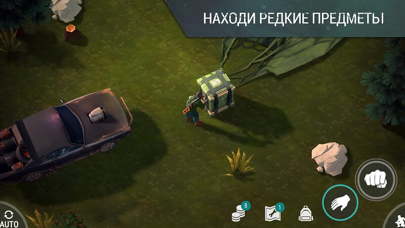 Last Day on Earth: Survival на Андроид на русском языке