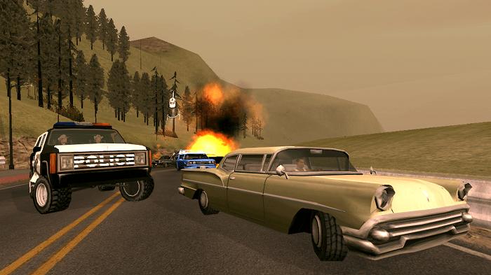 GTA San Andreas на Андроид скачать бесплатно торрент