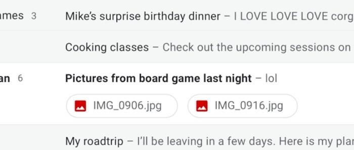 Google занялась дизайном Gmail