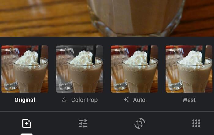 В Google Фото заменят двойные камеры на гаджетах