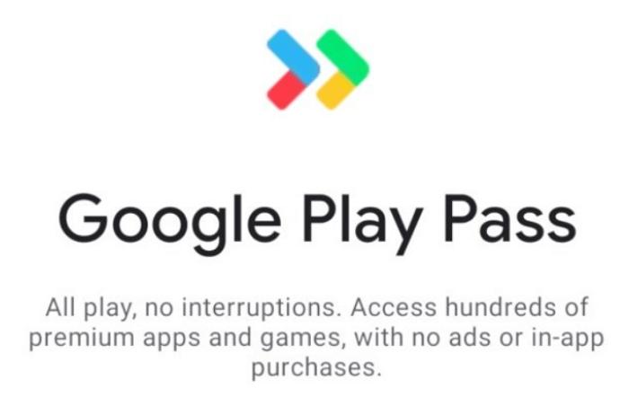Подписка Google Play Pass на игры и приложения