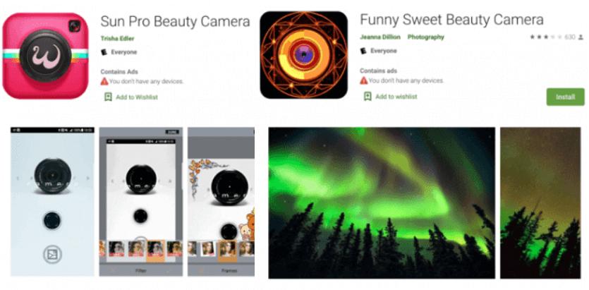 Через Google Play скачали вирусное приложение 1,5 млн раз