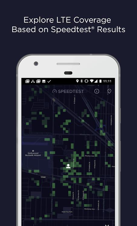 Скачать Speedtest.net на Андроид