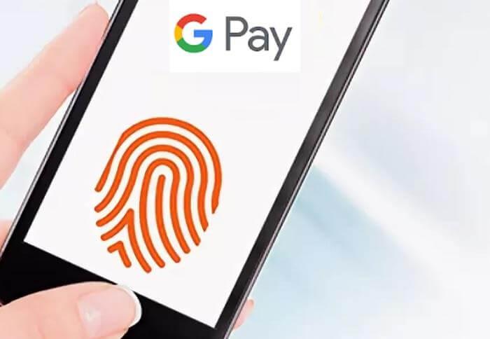 В Google Pay добавили оплату по отпечатку пальца и скану лица