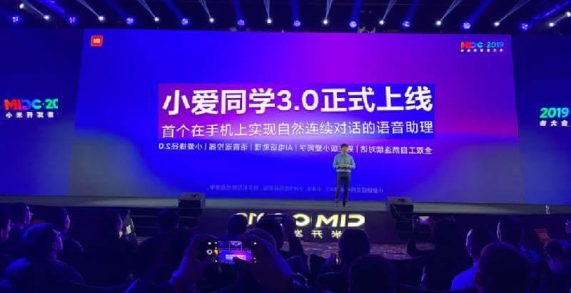 Новый голосовой помощник XiaoAI очень болтлив