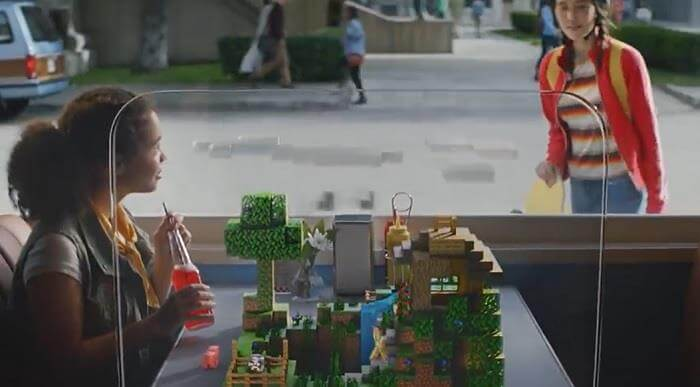 Скачать Minecraft Earth на Андроид