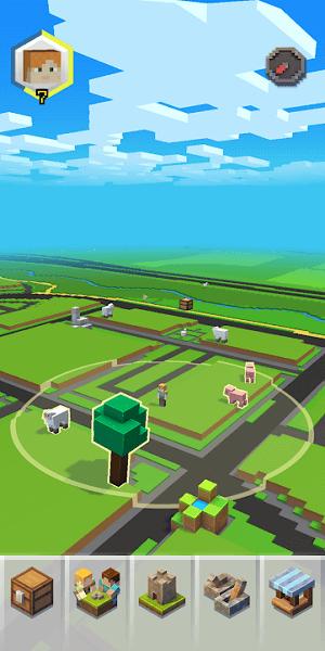 Скачать игру Minecraft Earth на Андроид