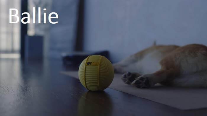 Робот-помощник Ballie от Samsung