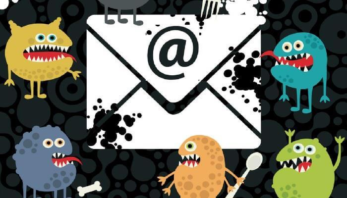 Вирусы во вложениях писем про коронавирус