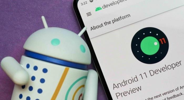 Разработчики Android представили новую 11 версию