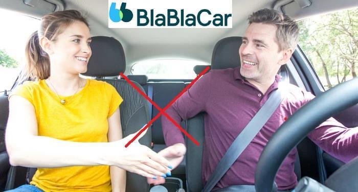 Сервис BlaBlaCar приостанавливает свою деятельность
