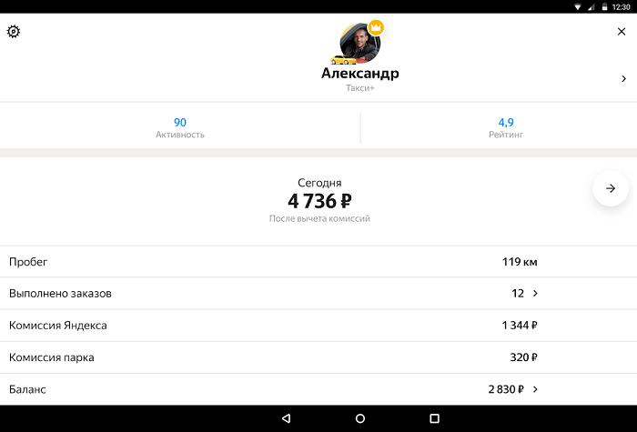 Скачать Таксометр Яндекс Такси на Андроид