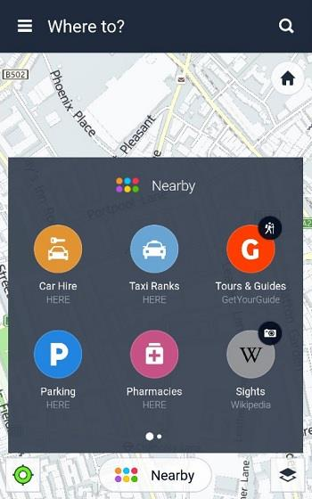 Huawei добавила приложение в AppGallery альтернативу Google картам