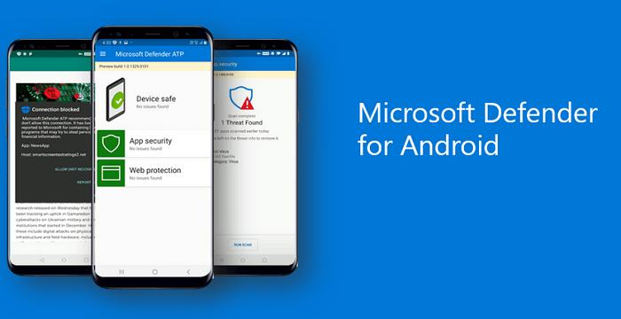 Антивирус Microsoft теперь на Андроид