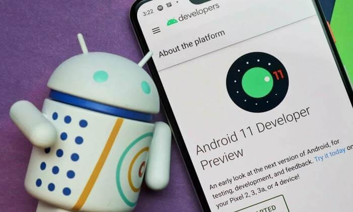 Часть новшеств в Android 11 могут не появиться