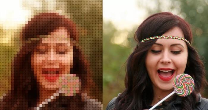 Энтузиаст научил нейросеть восстанавливать «пиксельные» фото