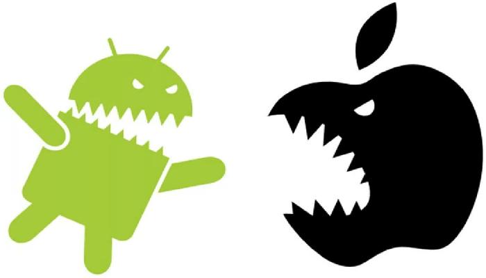 Аналитика показала, что Android довольны больше, чем iOS