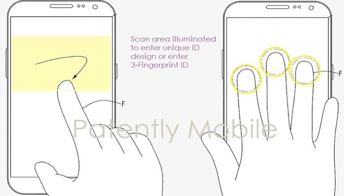 Новая технология разблокировки смартфонов