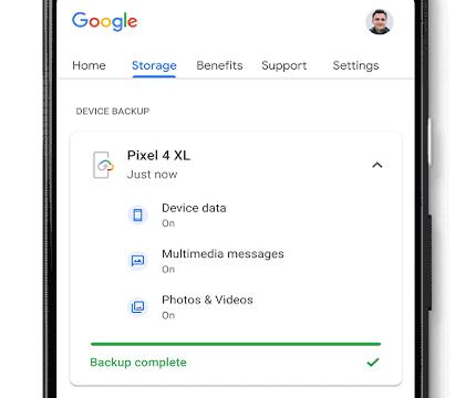 Как бесплатно создавать резервные копии через Google