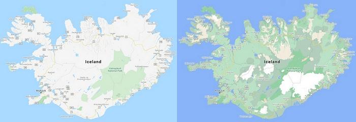 В Google картах станет больше информации