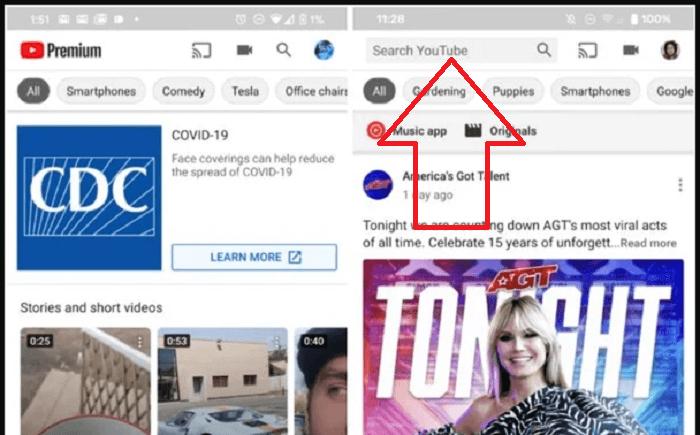 В Youtube скоро обновят дизайн интерфейса