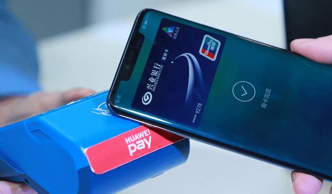 В московском метро можно платить смартфонами Huawei и Honor