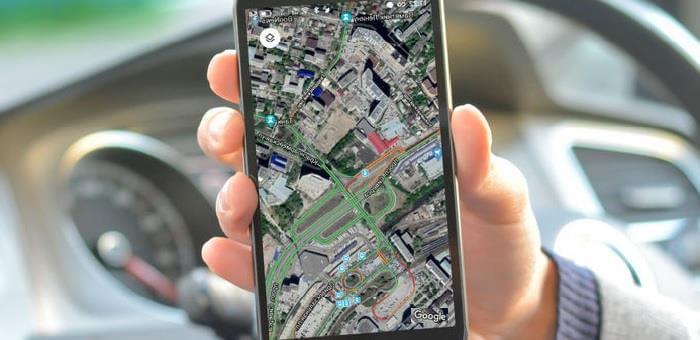 Пешая геолокация станет точнее в Google картах
