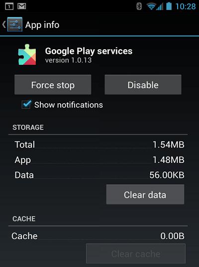 Скачать сервисы Гугл Плей