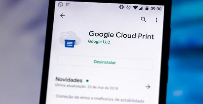 «Виртуальный принтер» от Google закрылся