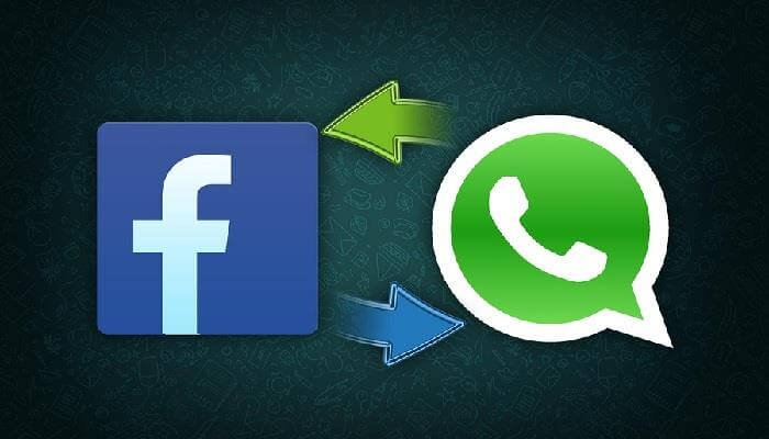 Данные WhatsApp пользователей попадут в Facebook