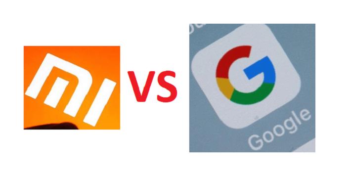 На Xiaomi перестали работать сервисы Google