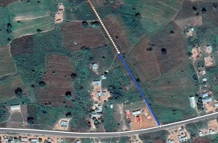 В Google Картах можно редактировать местность