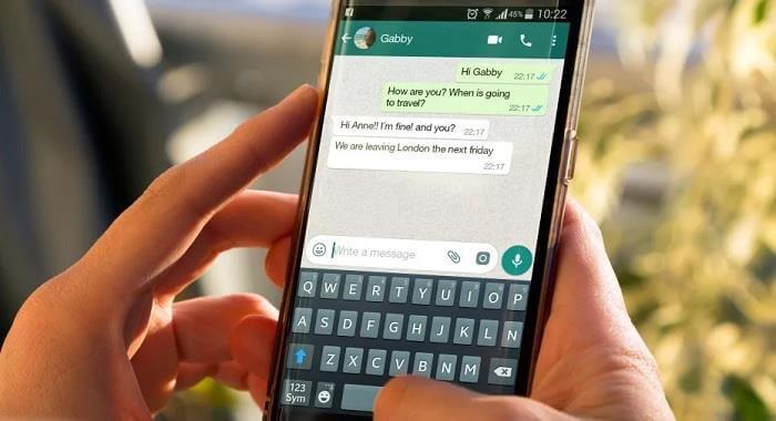 В WhatsApp появятся самоуничтожающие сообщения