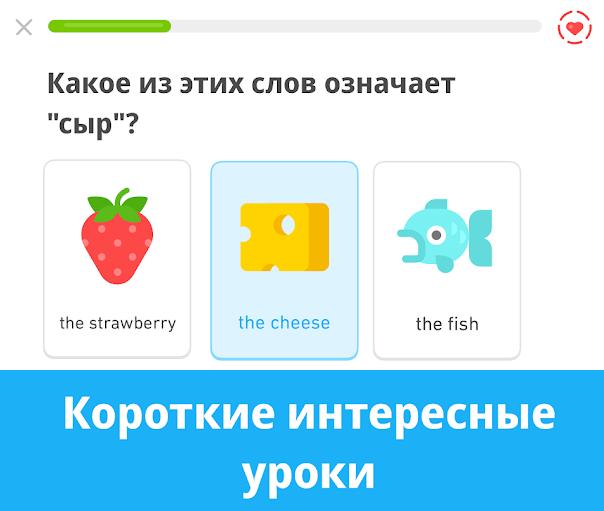 Скачать приложение Duolingo